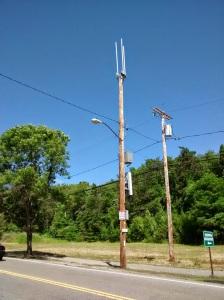Trio omni-antenna