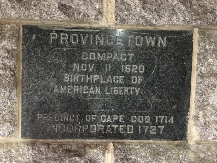 Provincetown engraving